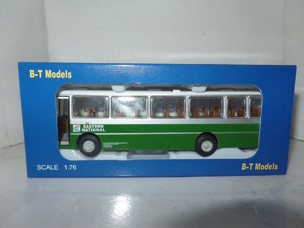 B T Models B009 1/76 Duple Dominant Bedford YMT DP Coach NBC  Eastern National